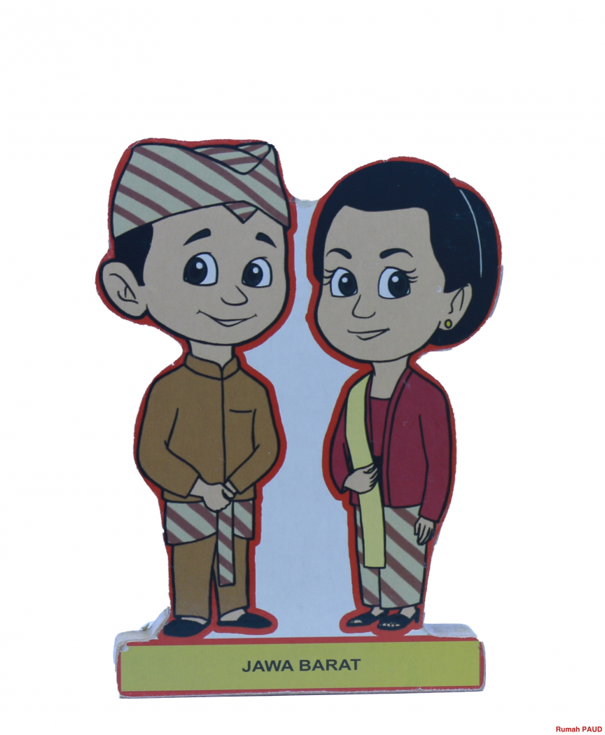 Detil Produk Asesoris Pakaian Adat Jawa Barat